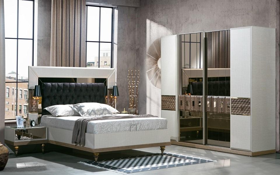 Topkapı Luxury Yatak Odasi Takimi