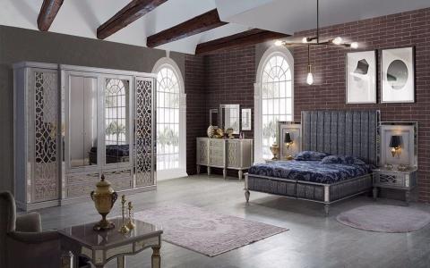 Fethiye Lüks Yatak Odası